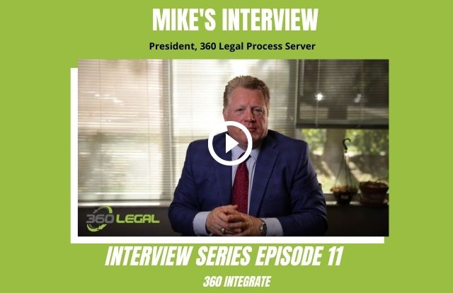 Mike's Interview Series EPISODE 11